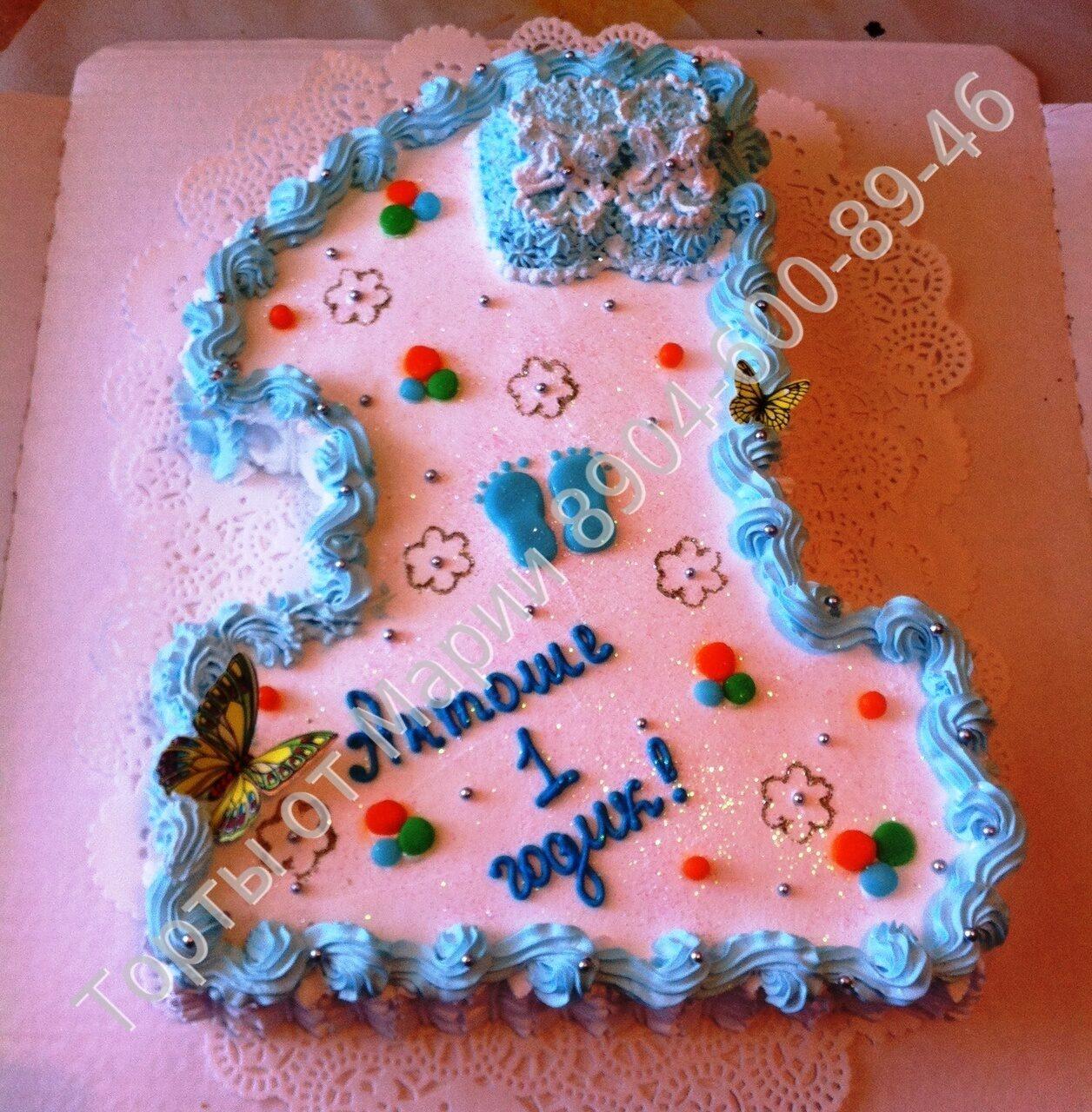 Торт Единичка для маленьких принцесс рецепт с фото 81